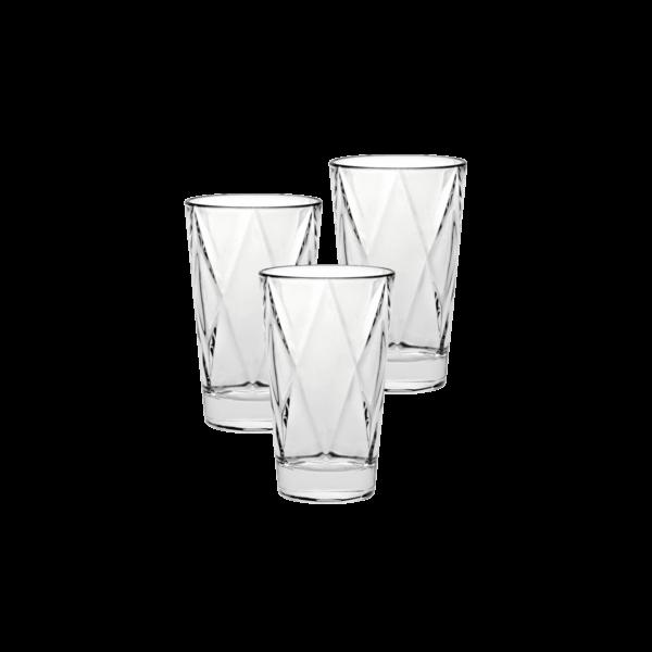 bicchieri in vetro veneziano