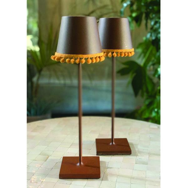 lampada da tavolo touch