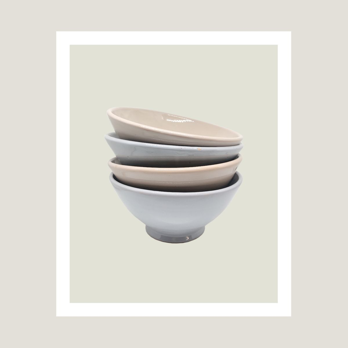 bowl marocchine in terracotta dipinte a mano