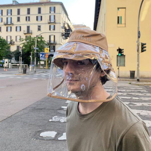 luscita cappello covid