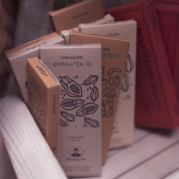 tavolette di cioccolato di modica bonajuto