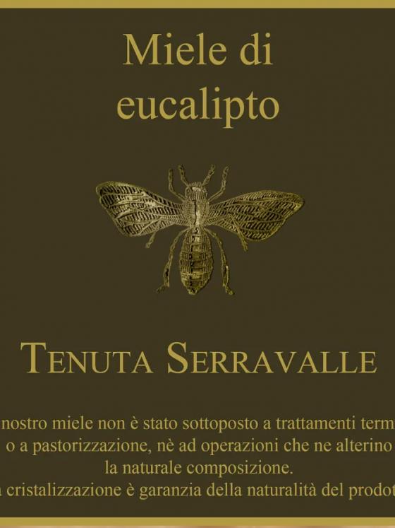 miele di eucalipto siciliano